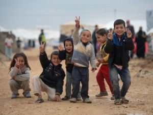 Pray for the Refugees